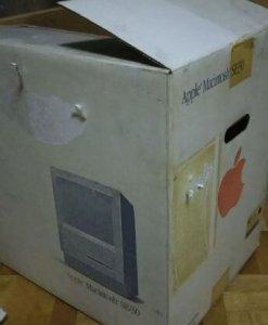 SE/30 box