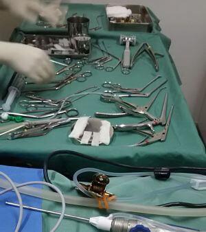 上半期の手術実績