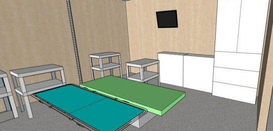 新クリニック手術室