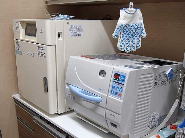 【緊急投稿】洗浄・消毒・滅菌。当院の感染対策